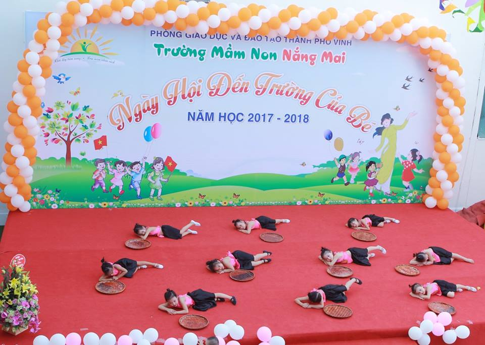 Sốc về trường mầm non chất lượng cao tại Vinh- 091 956 2878
