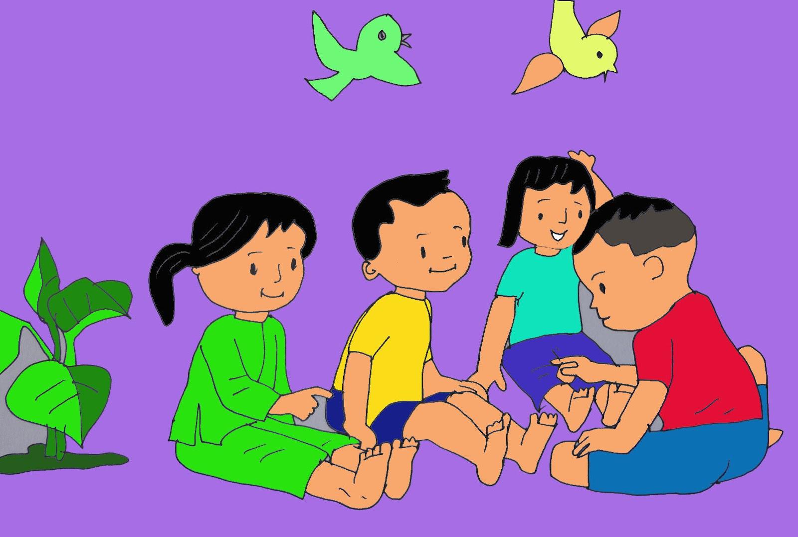 Kết quả hình ảnh cho dạy bé chơi với mọi người